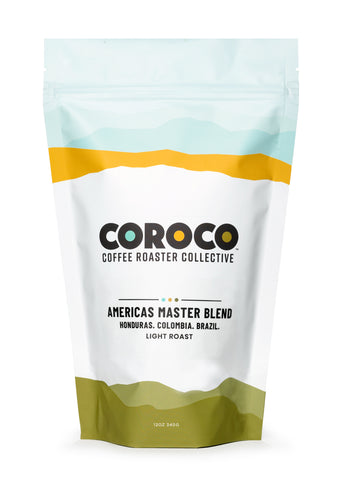 COROCO Americas Master Blend-Light-Meduim Roast 12oz