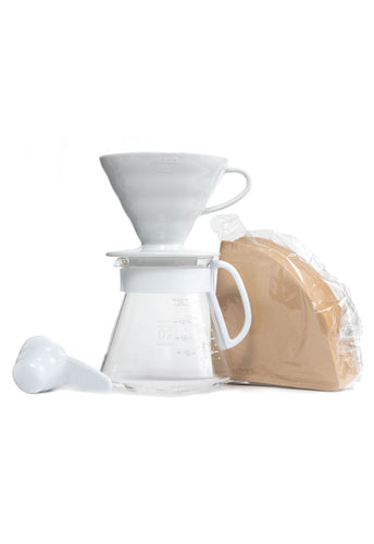 V60 Ceramic Dripper Set
