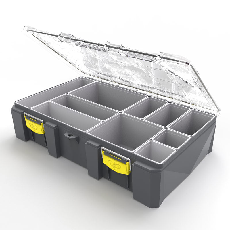 Colony 28D (Deep) Modular Tackle Box