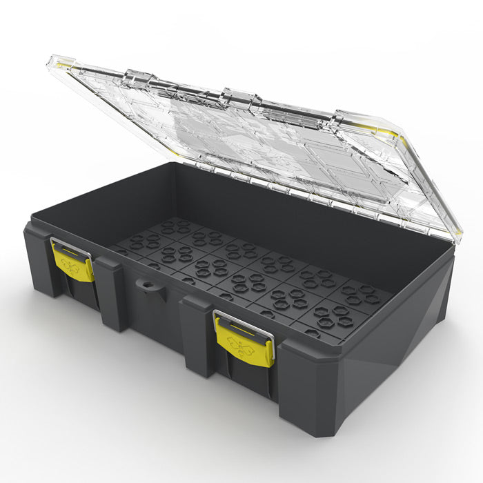 Empty Colony 28D (Deep) Modular Tackle Box