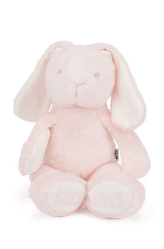 Hugo Boss Soft Toy Pink/Blue/White