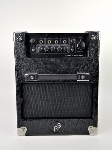 Used Phil Jones Bass Super Flightcase BG-300