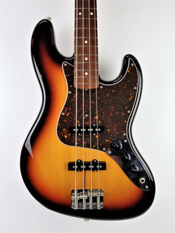 Fender MIJ '62 Reissue Jazz Bass