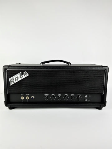 Used Rola Major 200 All Tube Bass Amp