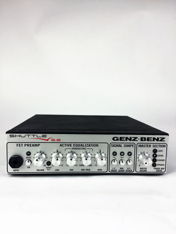 Used Genz Benz Shuttle 3.0