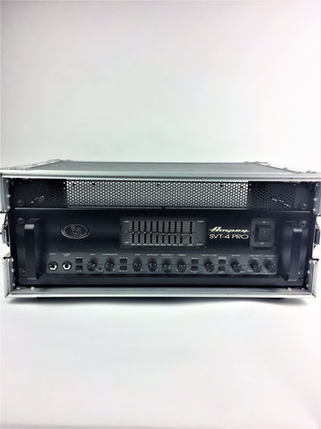 Used Ampeg SVT-4 Pro w/ Road Ready Rack