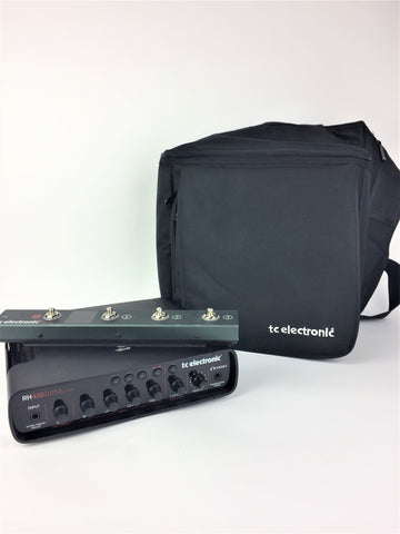 Used TC Electronic RH450 w/ Bag and Footswitch