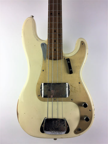 Fender 1958 Precision Bass (Early Factory Refin)