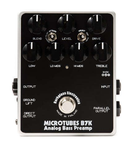 Darkglass Microtubes B7K Bass Preamp/DI