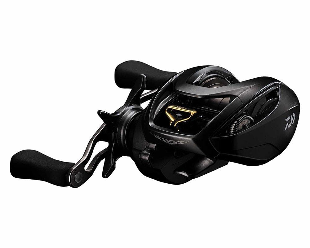 DAIWA Steez SV TW 1016SV-SH 7.1:1 Right Hand Baitcast Fishing Reel - Nihon Fishing