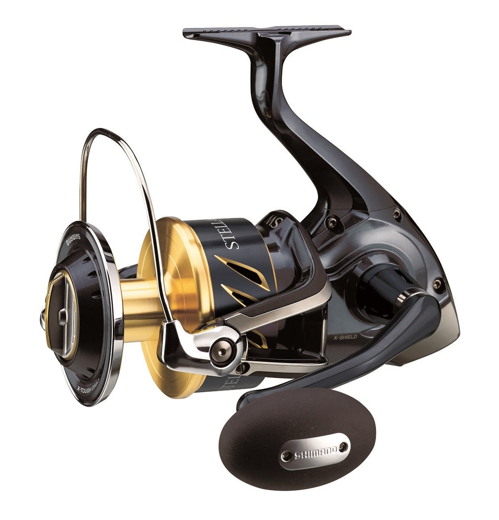 SHIMANO Stella 20000 SW B PG Heavy Duty Saltwater Fishing Reel - Nihon Fishing