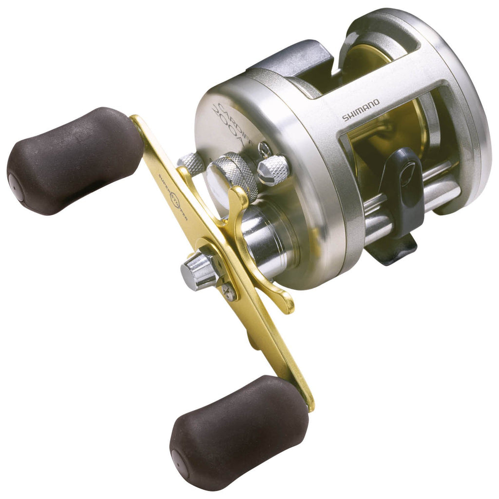 Shimano Cardiff 301A Round Freshwater Fishing Reel Left Hand - Nihon Fishing
