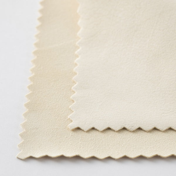 Beauty-wash chamois leather