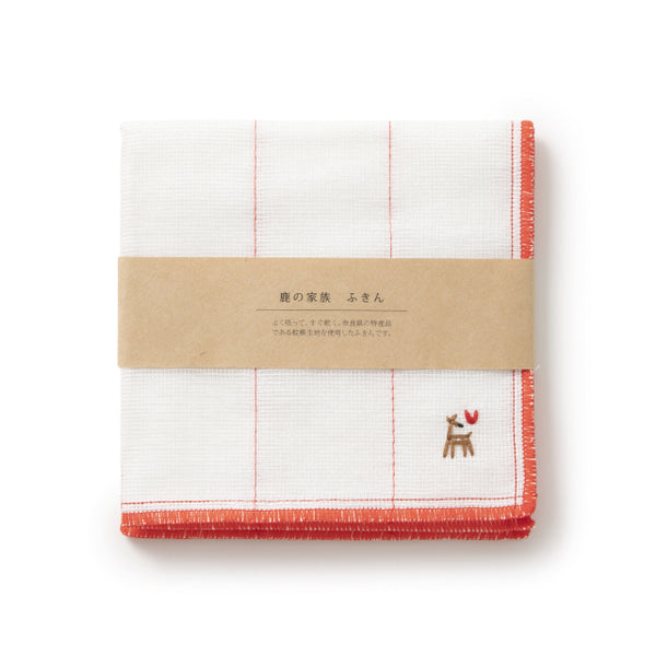 Kitchen Cloth | Deer family