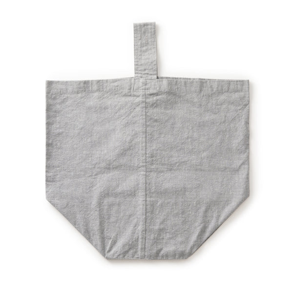 Cotton linen shoulder bag