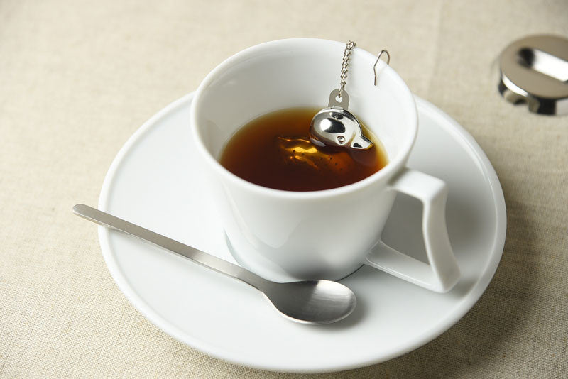 Duck Stainless Steel Tea Strainer