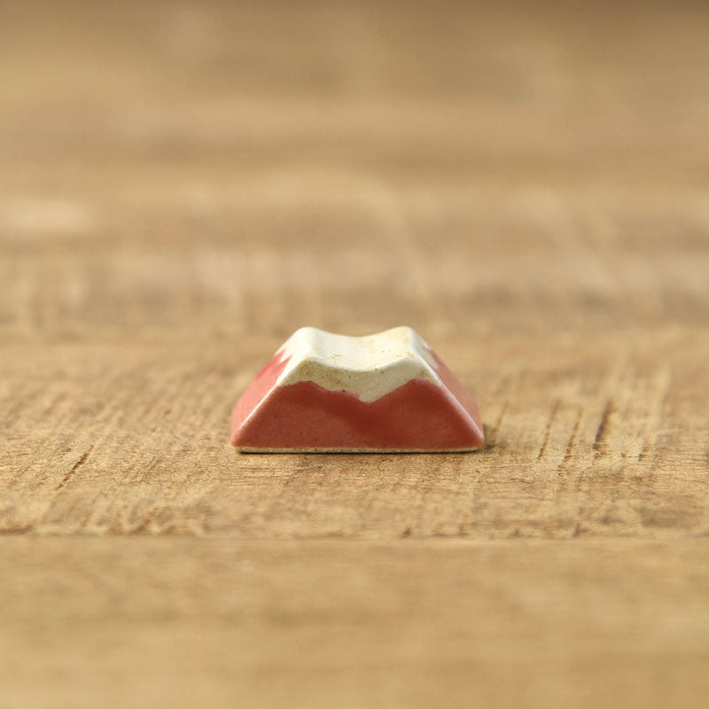 MT. Fuji Chopstick rest | Red