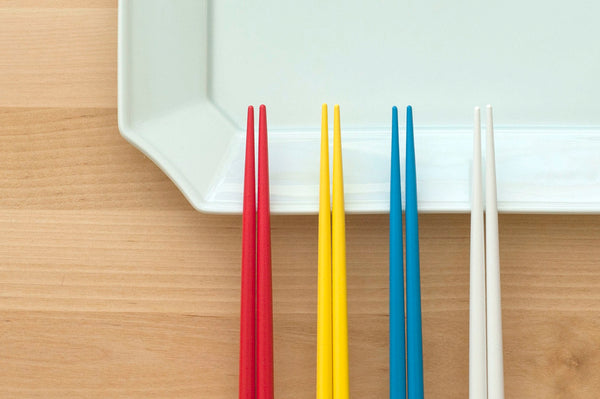 Colorful chopsticks (10 colors)