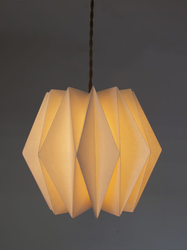 Måne lamp shade