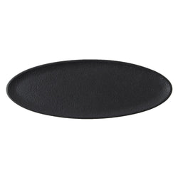 Oval Tray | Black