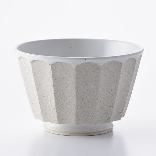 HASAMI Donburi Bowl | Matt White | L
