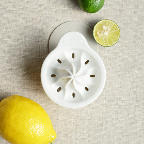 Porcelain Citrus Squeezing