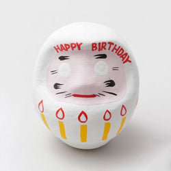 Happy Birthday Daruma