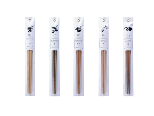 Fruit tree wooden chopsticks
