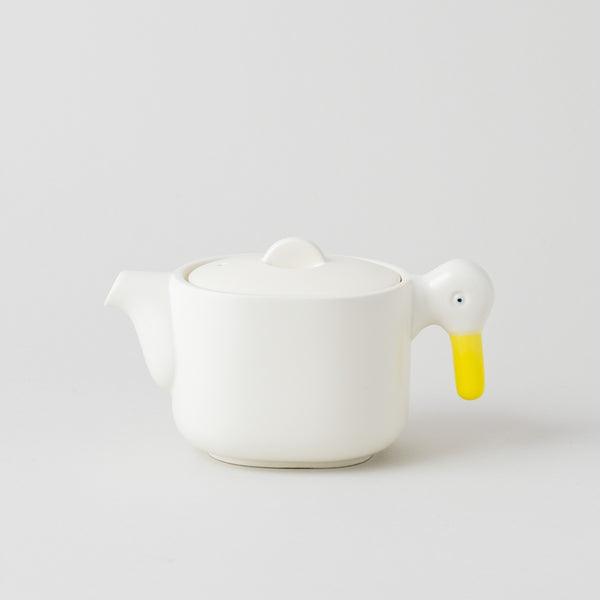 Ducks Tea Pot