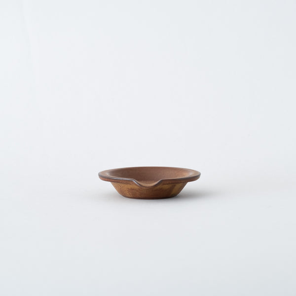 Duetto spoon rest | Brown
