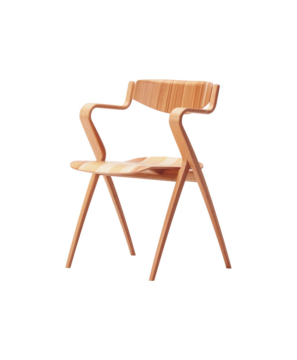 interior design chair STICK armchair | TENDO MOKKO