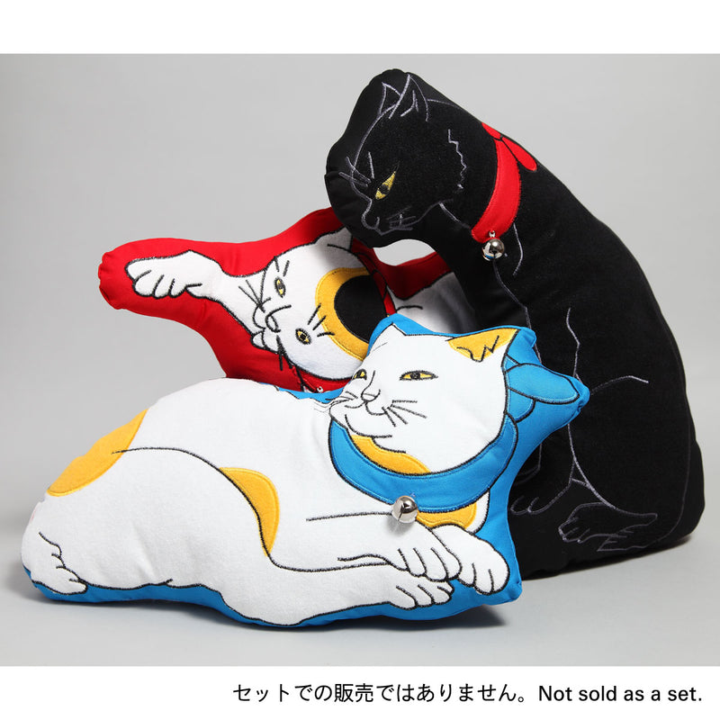 "Cat Cushion/""Mike"" Japanese Bobtail"