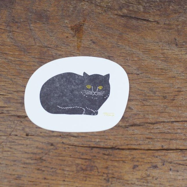 Tomotake black cat paper coater 5 pcs