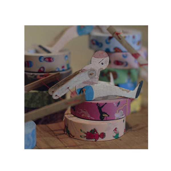 Washi Tape | Kokeshi Doll