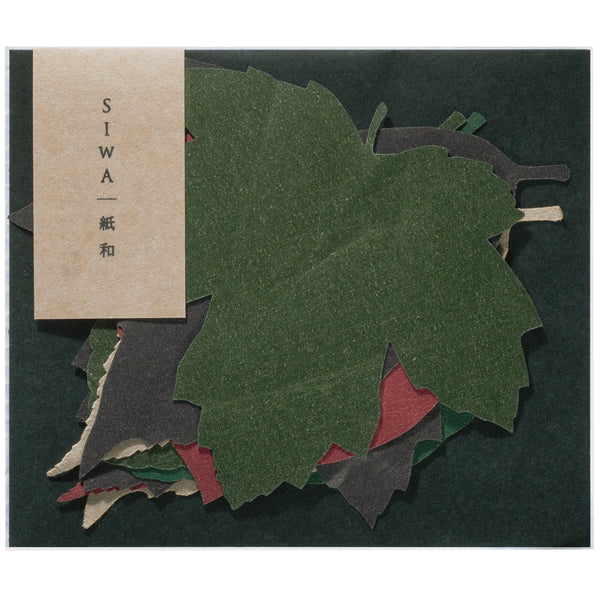 Leaf bookmark and leaf card | SIWA