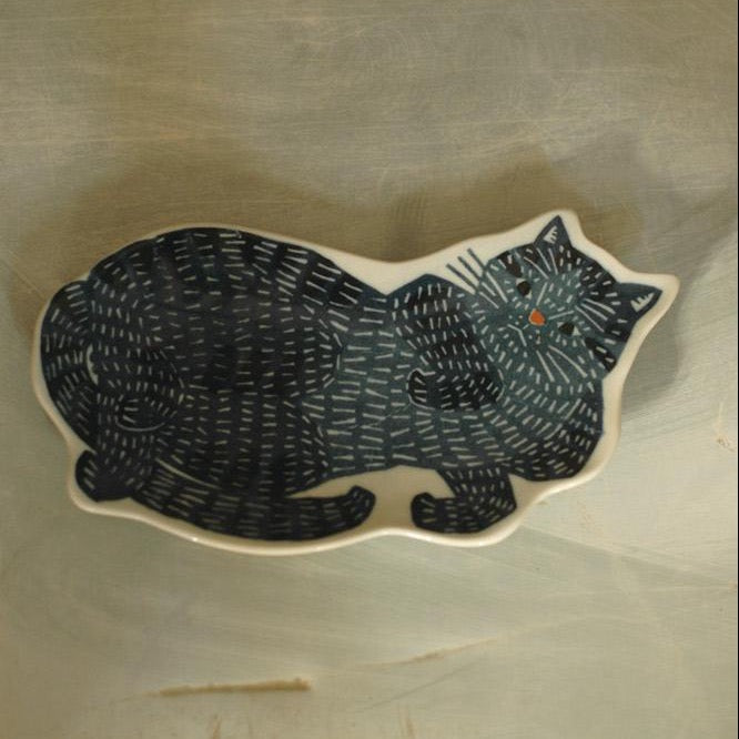 Small dish (cat)