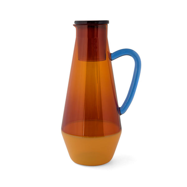 TWO TONE CARAFE | Amber | amabro