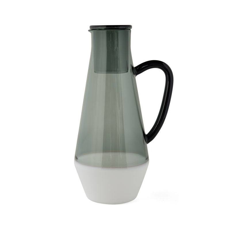 TWO TONE CARAFE | Gray | amabro