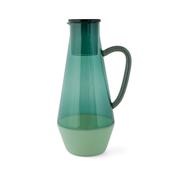 TWO TONE CARAFE | Green | amabro