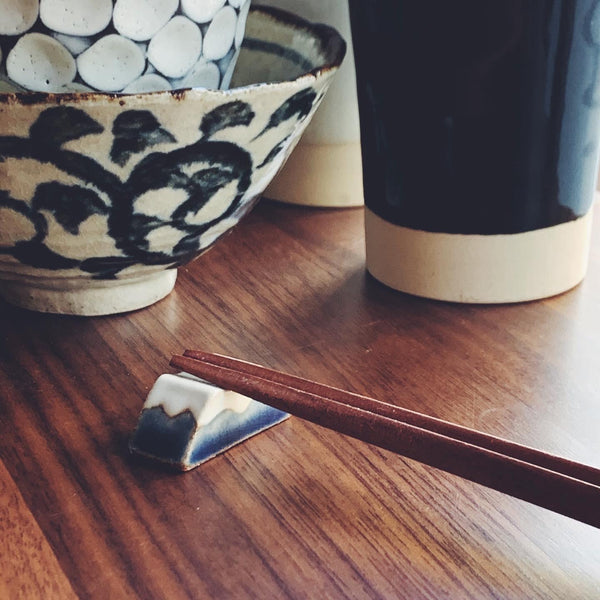 MT. Fuji Chopstick rest