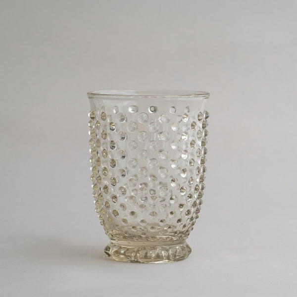 Hirota Glass Hail tumbler | Moon