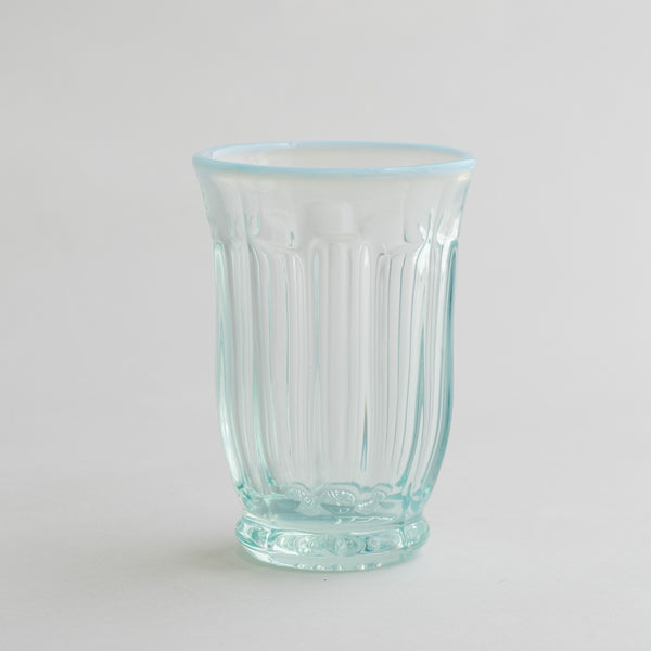 Hirota Glass Yuki No Hana Tumbler | Blue