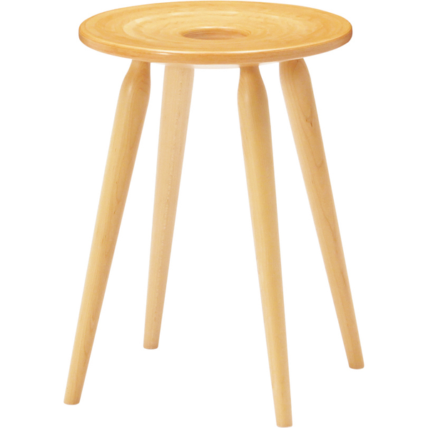 TENDO MOKKO | Ring Stool | natural
