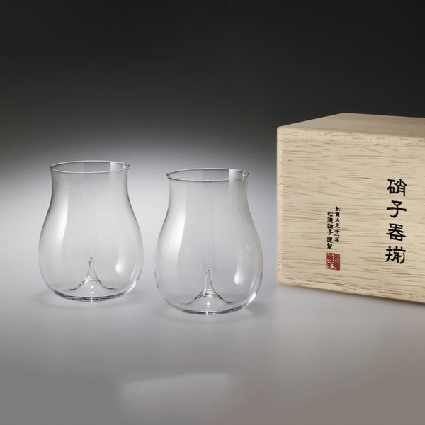 Usuhari - DAIGINJO 2P w/ box | SHOTOKU Glass