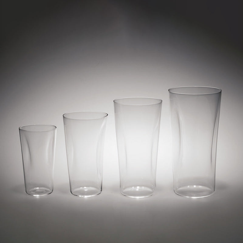 Usuhari SHIWA Crinkled Tumbler | SHOTOKU Glass