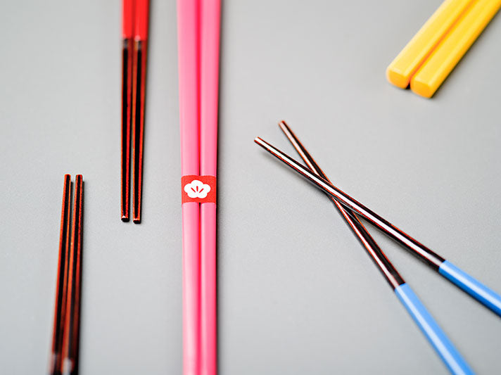 Japanese traditional color chopstick - bamboo