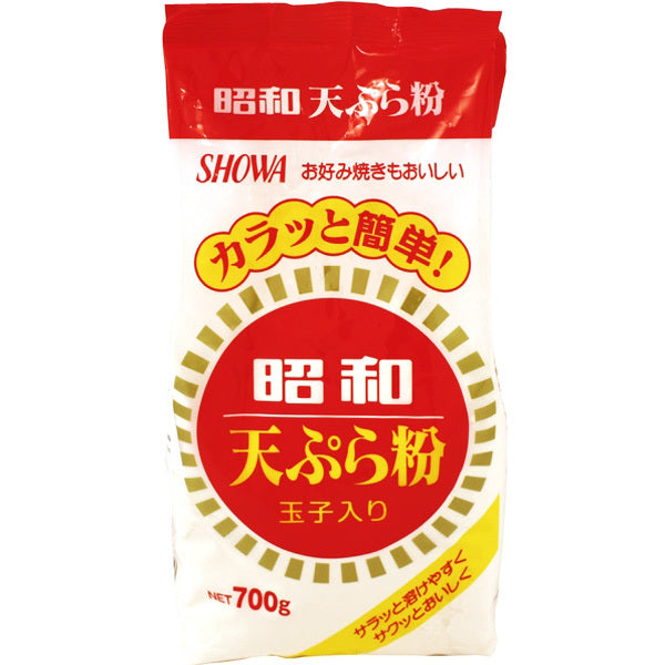 Tempura Flour with Egg | 700g