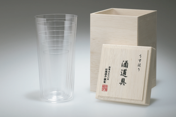 SAKE-DOUGU set of 5 | SHOTOKU Glass