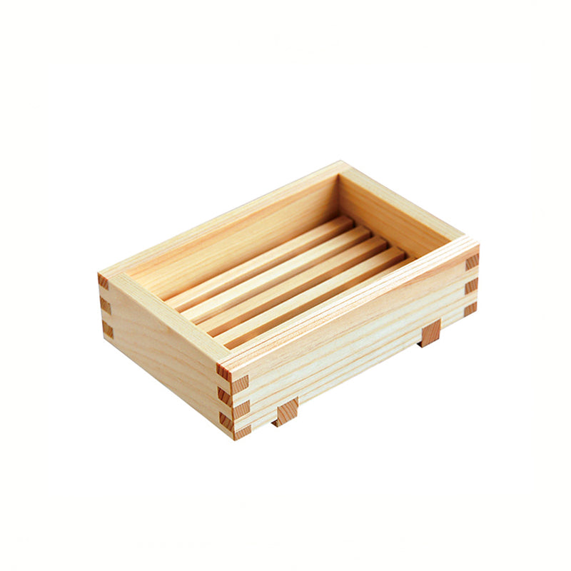 Hinoki Soap Dish | CYPRESS