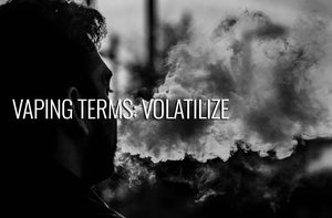 what is volatilize